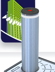 - PT - Traffic Bollards - Vehicle Access Control Systems - FAAC Bollards - FAAC