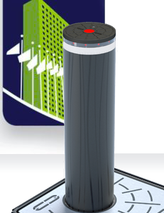 seriejs pu icon - PT - Traffic Bollards - Vehicle Access Control Systems - FAAC Bollards - FAAC